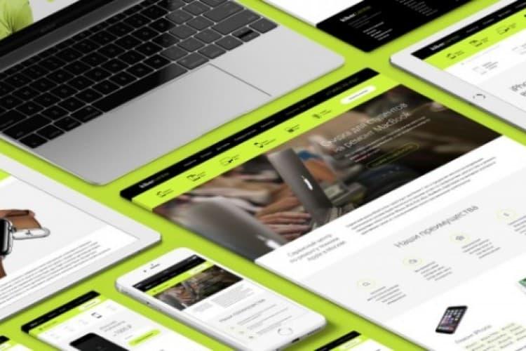 Многостраничность сайта