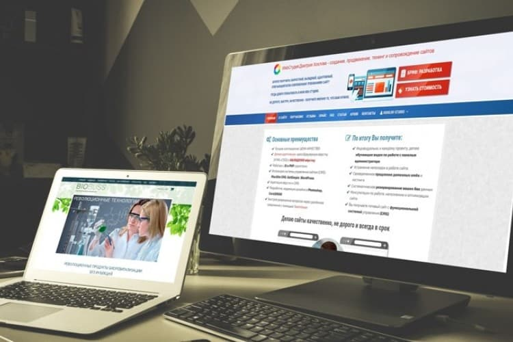 Конструктор сайтов - польза или вред